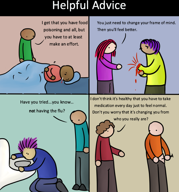 Mental Health is Just Health